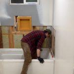 Bathtub Install 16
